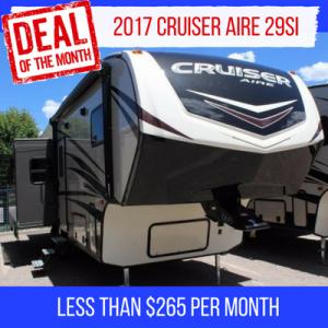 2017 CRuiser Aire 29SI
