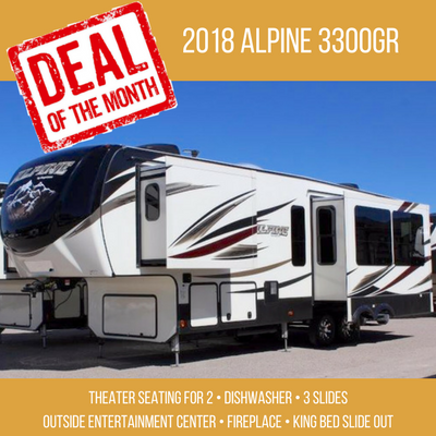 Alpine 330GR