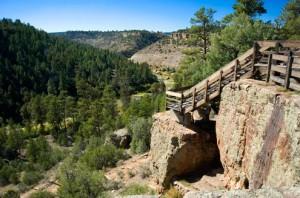 Caprock Stairway, New Mexico
