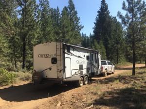 Creekside Travel Trailer