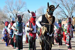Taos Pueblo Deer dance