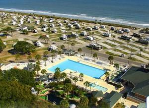 OOcean Lakes Beach RV Resort