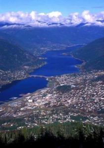 View from Selkirk Loop