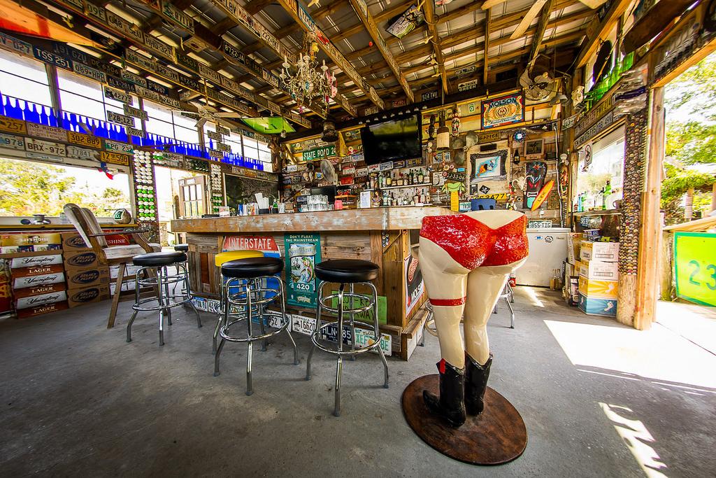 Hideaway Tiki Bar