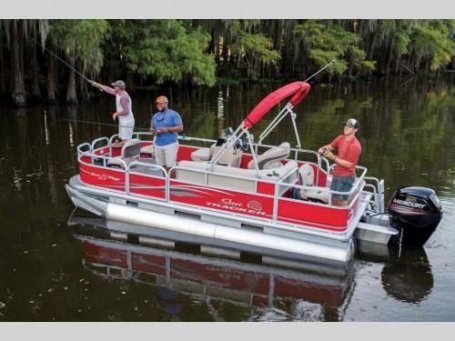 Sun Tracker Bass Buggy Pontoon Boat