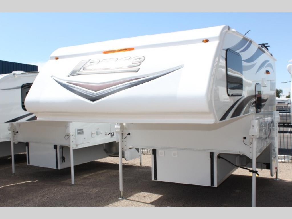 855s lance trailer