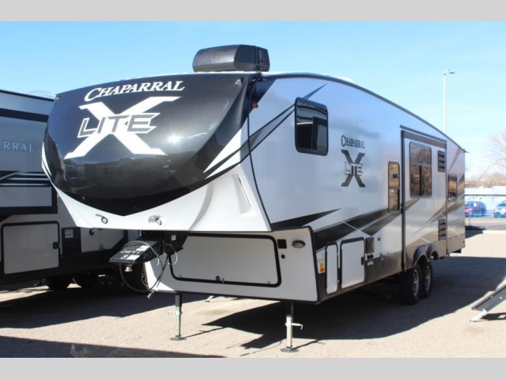 New 2020 Coachmen RV Chaparral X-Lite 274X