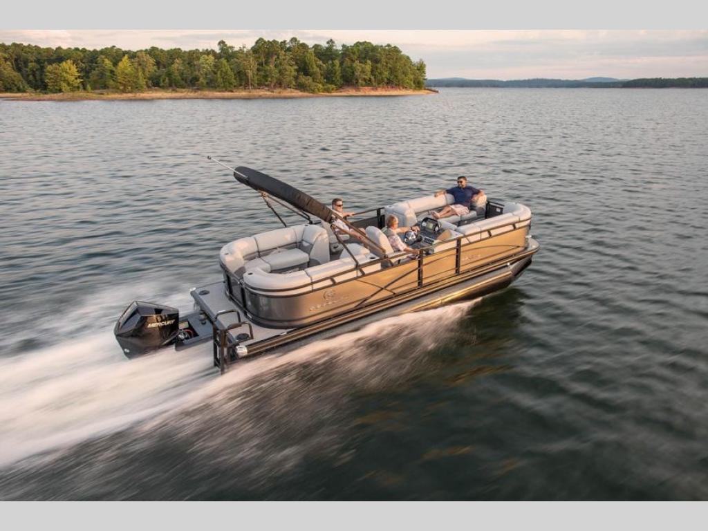 New 2020 Tracker Marine Regency 230DL3