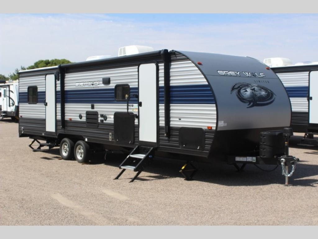 2021 Forest River RV Cherokee Grey Wolf 27RR