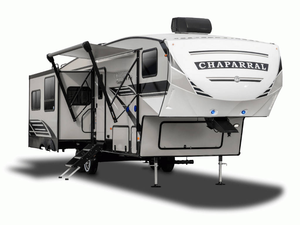 chaparral fifth wheel